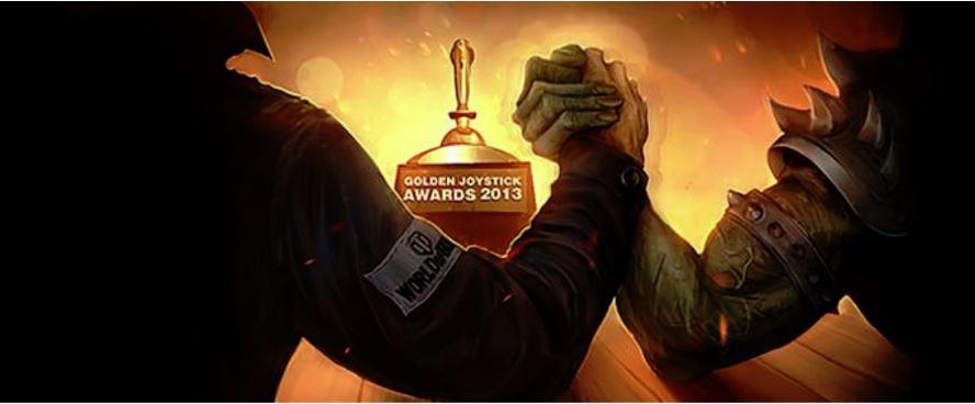 Golden Joystick и Wargaming — премия глазами победителей