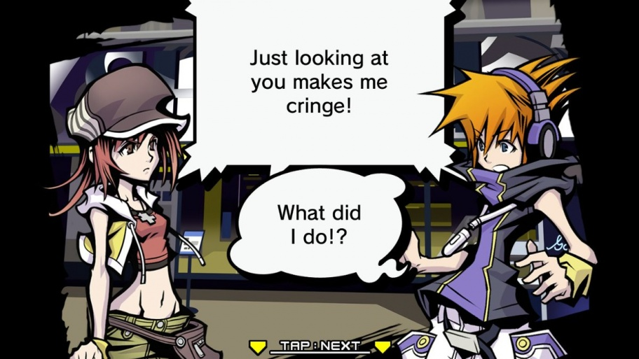 The World Ends with You: Final Remix обзор игры