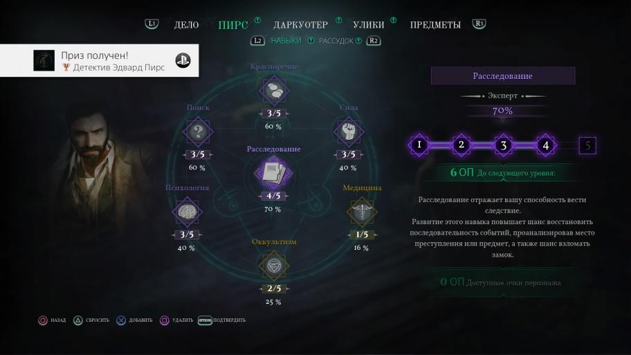 Call of Cthulhu обзор игры