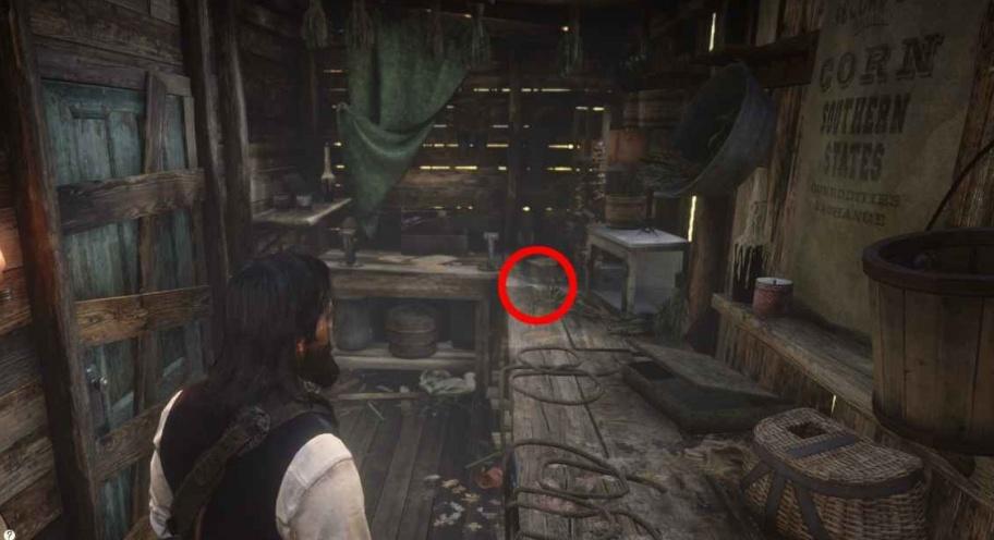 Как получить талисманы в Red Dead Redemption 2