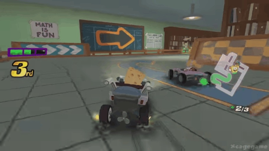 Nickelodeon Kart Racers обзор игры