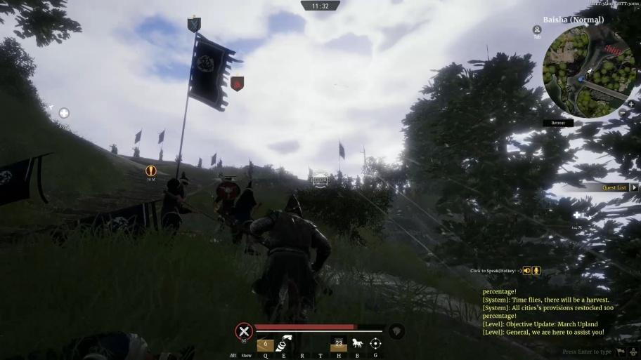 Conqueror's Blade превью