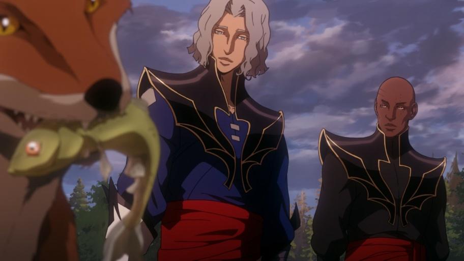 Рассвет кровопийц — рецензия на второй сезон сериала Castlevania