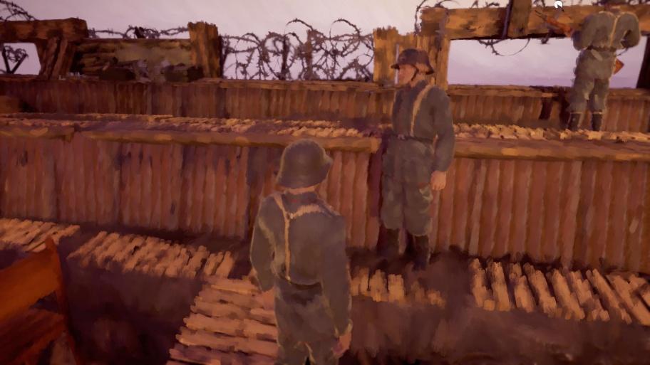11-11: Memories Retold обзор игры