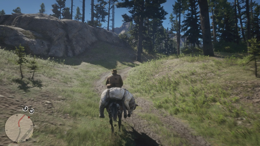 Как правильно охотиться в Red Dead Redemption 2