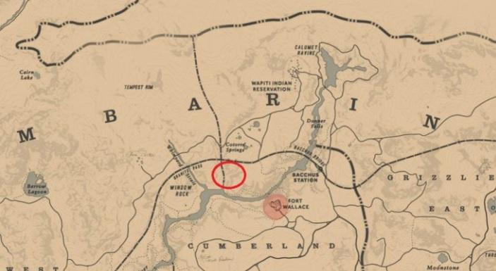 Карты сокровищ, тайники и золотые слитки в Red Dead Redemption 2