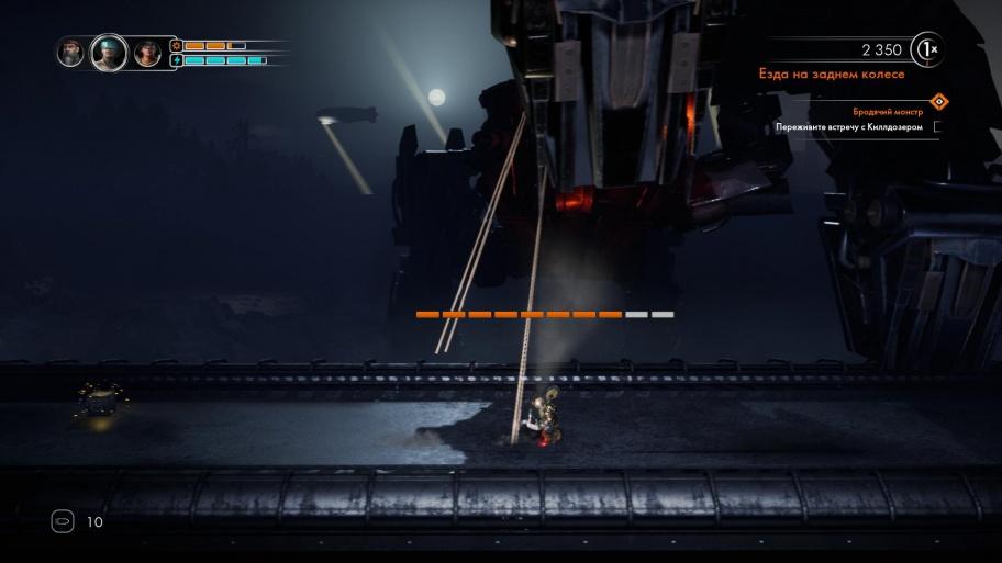Steel Rats обзор игры