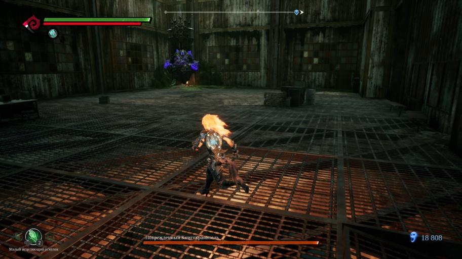 Darksiders 3: расположение всех Сущностей Избранного (дополнительные боссы)