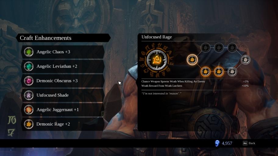 Darksiders 3: расположение всех улучшений оружия