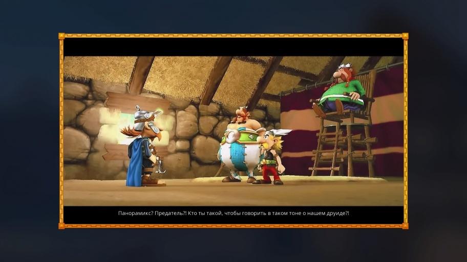 Asterix & Obelix XXL 2 обзор игры