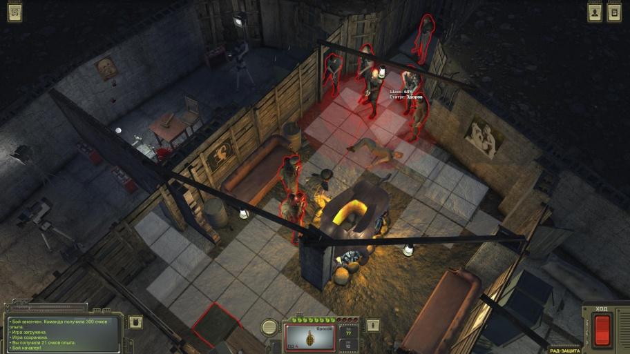 ATOM RPG обзор игры