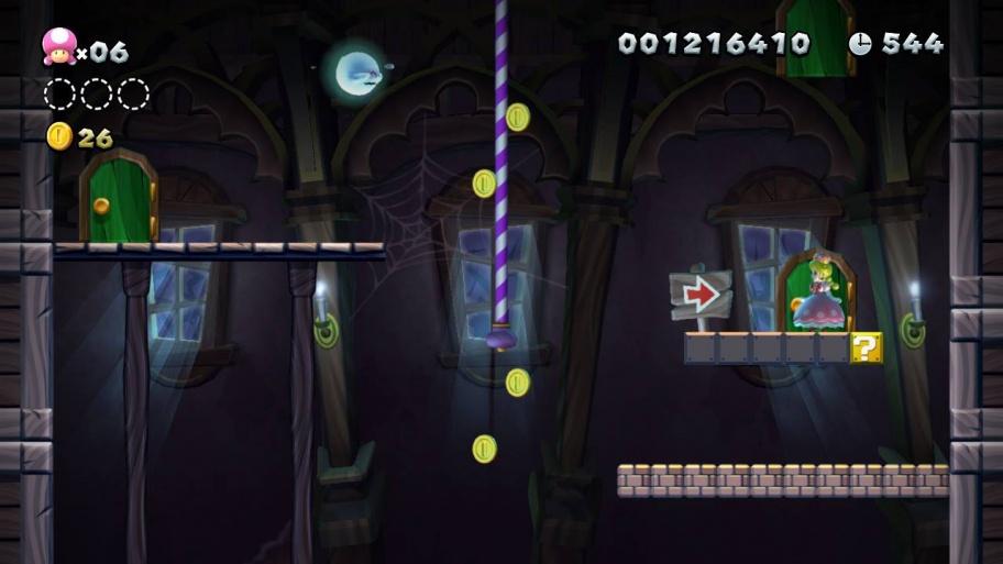 New Super Mario Bros. U Deluxe обзор игры
