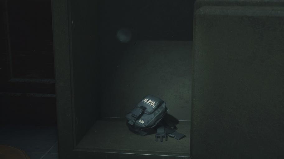 Resident Evil 2 Remake: расположение всех улучшений инвентаря