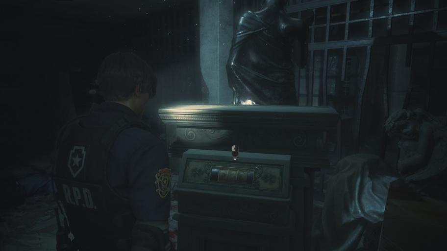 Resident Evil 2 Remake: решение всех головоломок