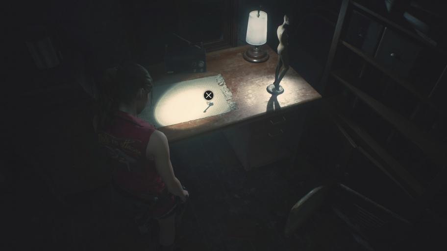 Прохождение Resident Evil 2 Remake (Клэр): сценарий B