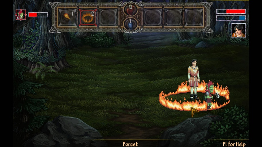Mage's Initiation: Reign of the Elements обзор игры