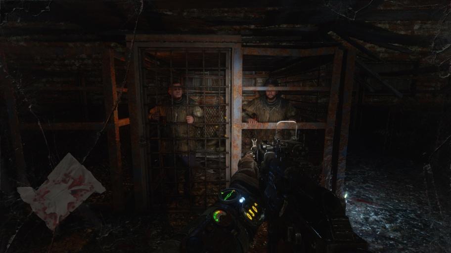 Metro Exodus: все секреты на Волге