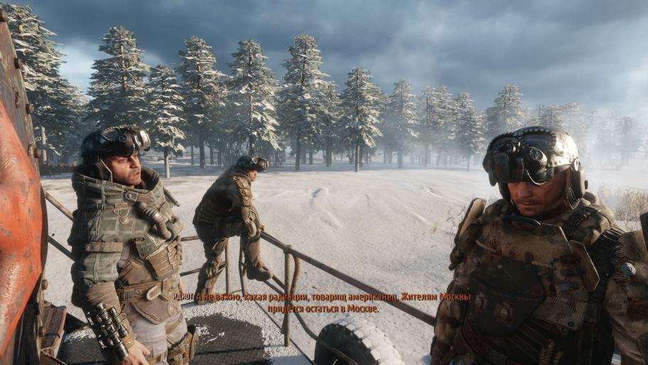 Metro: Exodus обзор игры
