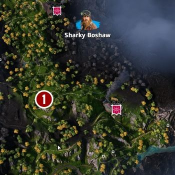 Как открыть все тайники в Far Cry New Dawn