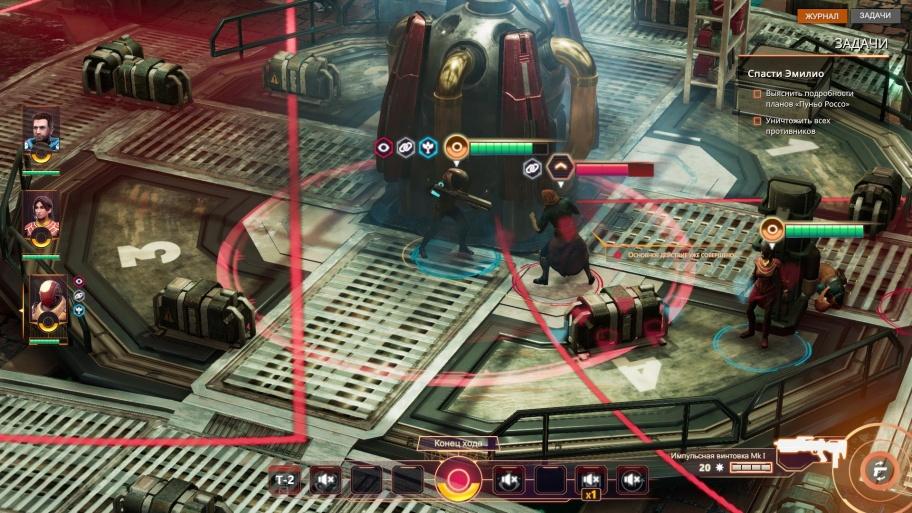 Element Space обзор игры
