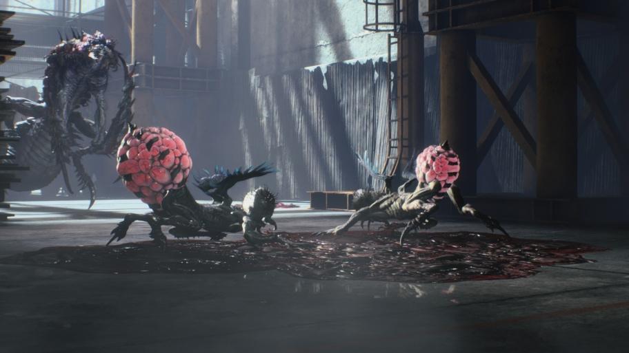 Devil May Cry 5: все синие и фиолетовые сферы, оружие Данте