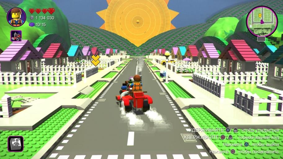 The LEGO Movie 2 Videogame обзор игры