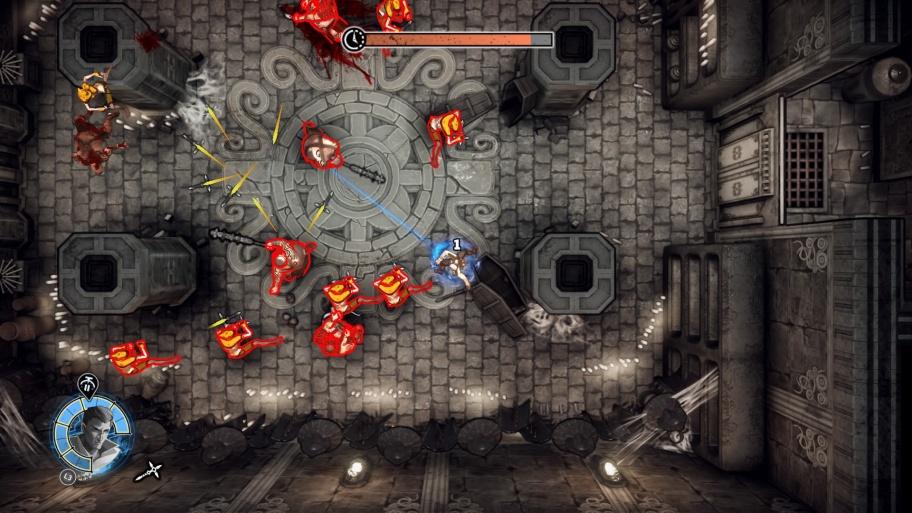 God's Trigger обзор игры