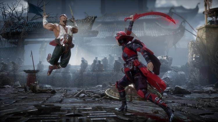 Mortal Kombat 11: полный список фаталити для всех персонажей