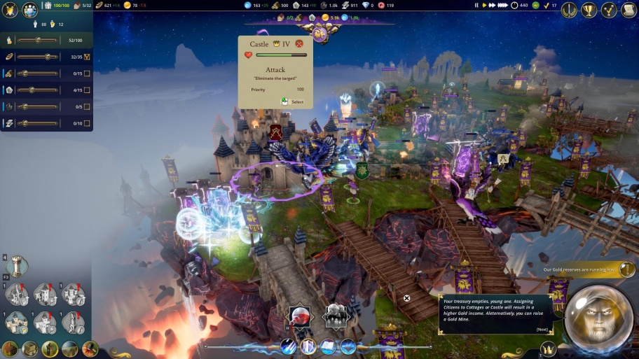 Driftland: The Magic Revival обзор игры
