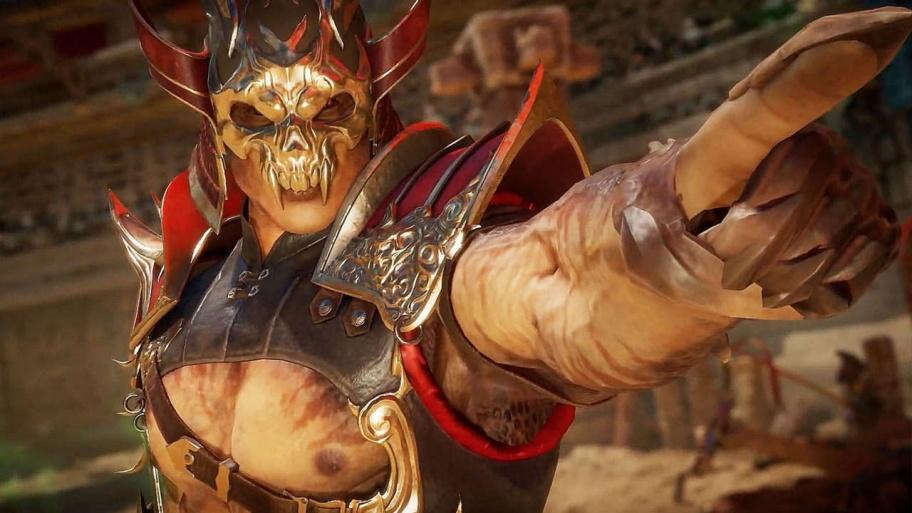 Mortal Kombat 11: прохождение Крипты