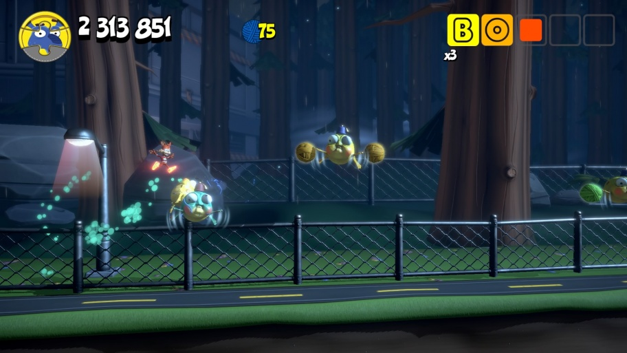 Bubsy: Paws on Fire обзор игры