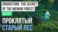 Обзор игры Druidstone: The Secret of the Menhir Forest