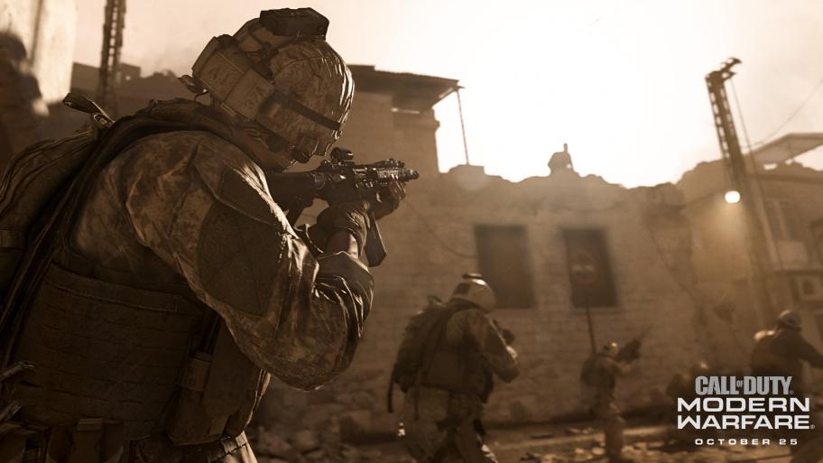 Посмотрели Call of Duty: Modern Warfare — вселяет надежду!