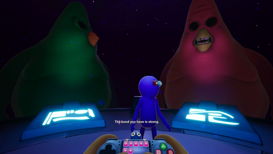 Trover Saves the Universe обзор игры