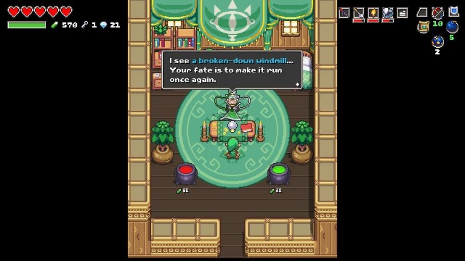 Cadence of Hyrule обзор игры