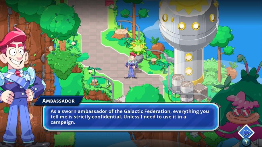 Citizens of Space обзор игры