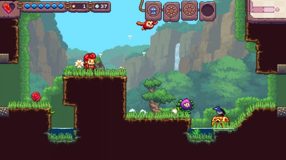 Eagle Island обзор игры