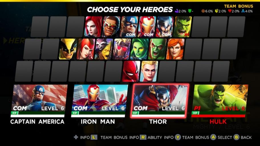 Marvel Ultimate Alliance 3: The Black Order обзор игры
