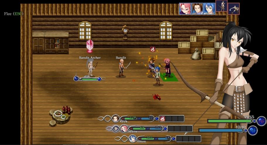Codex Temondera: Lost Vision обзор игры
