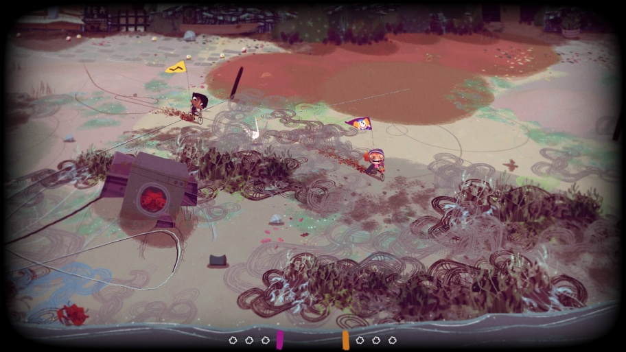 Knights and Bikes обзор игры