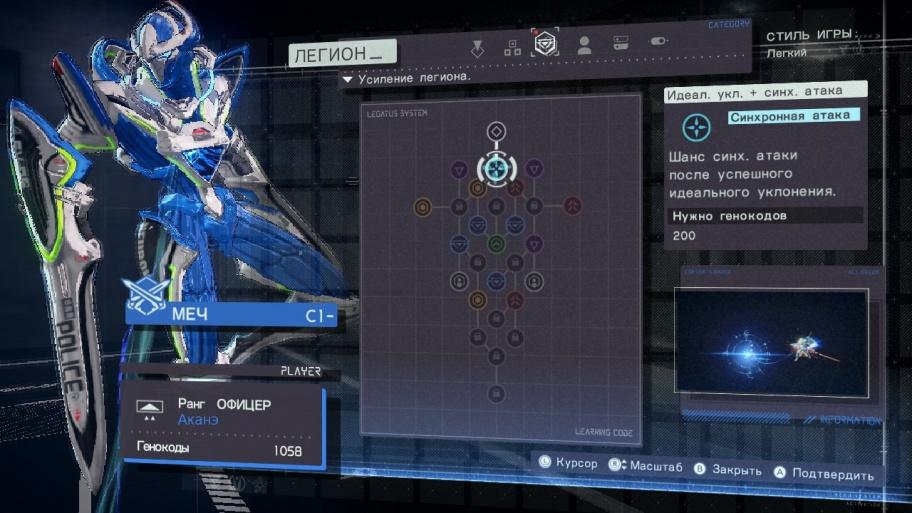 Astral Chain обзор игры