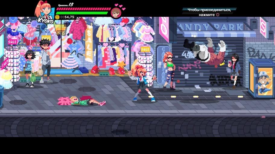 River City Girls обзор игры