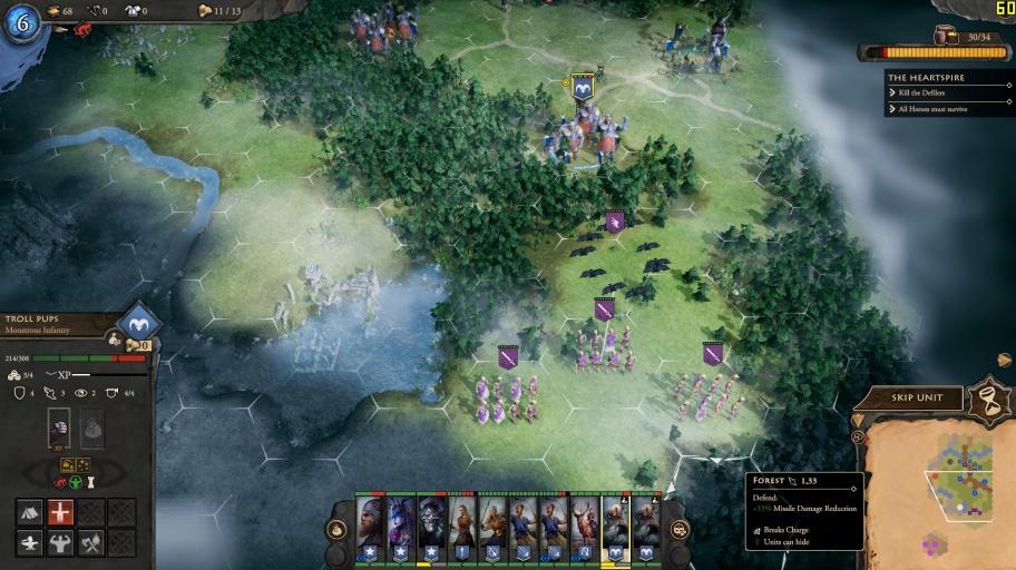 Fantasy General II обзор игры