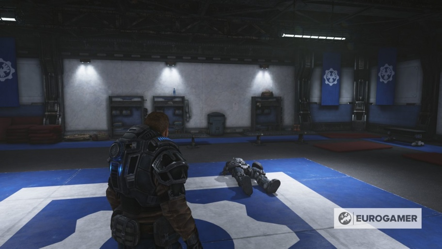 Gears 5: все коллекционные предметы