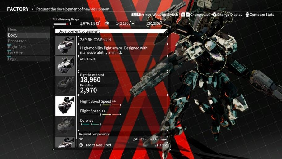 Daemon X Machina обзор игры