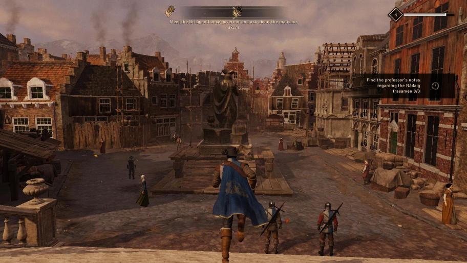 GreedFall обзор игры