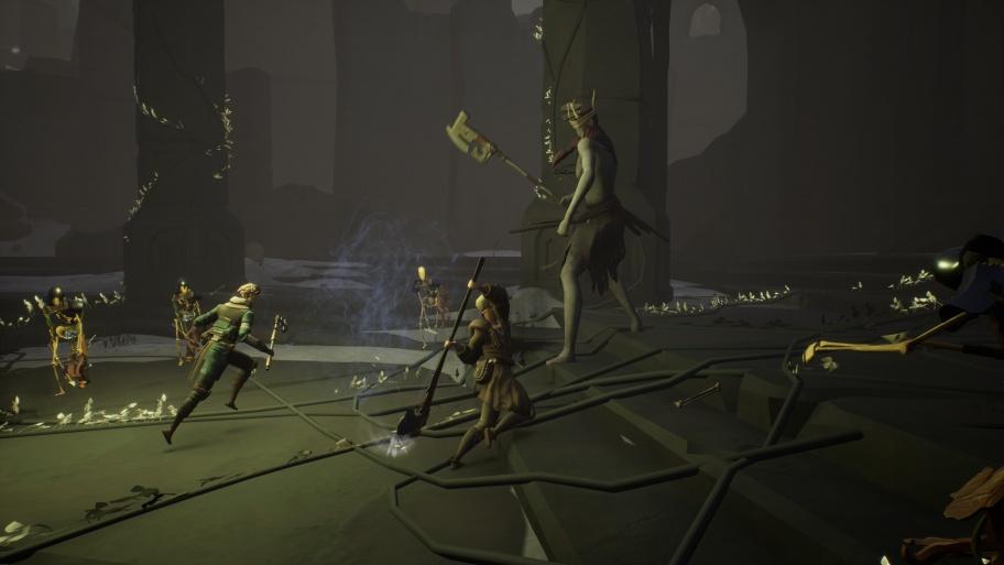 Душевные наследники — лучшие подражатели и преемники Dark Souls