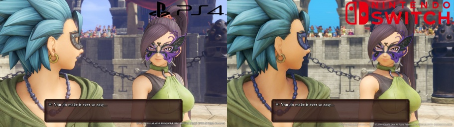 Dragon Quest XI S: Echoes of an Elusive Age — Definitive Edition