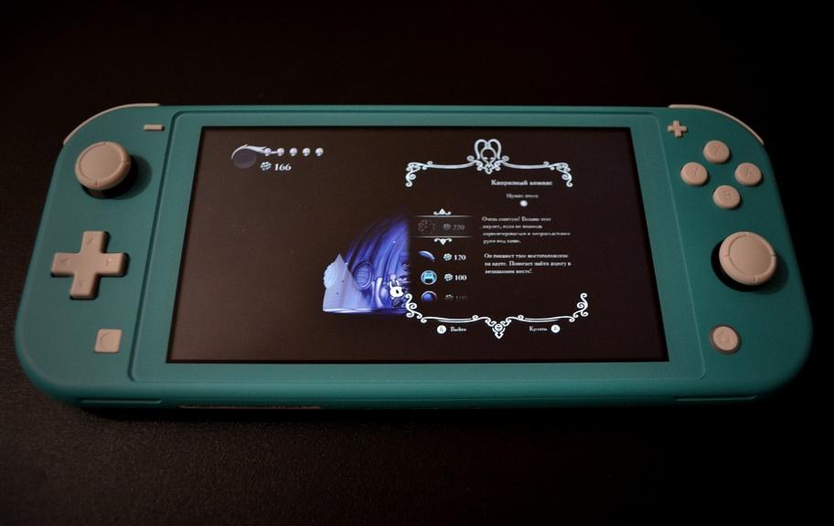 И какая же это Switch? Обзор Nintendo Switch Lite