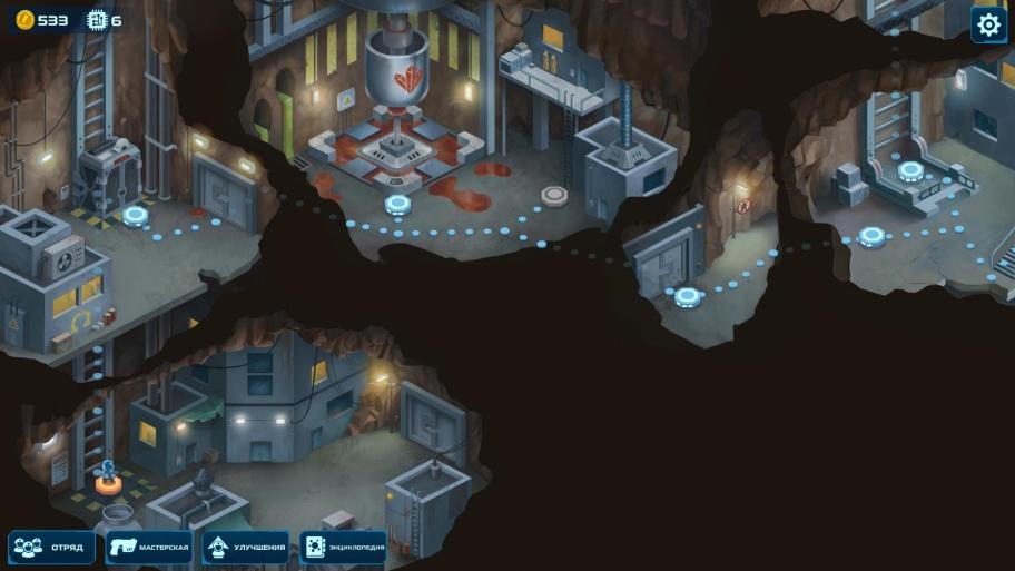 Spaceland обзор игры